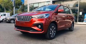 Hỗ trợ giao xe tận nhà - Khi mua Suzuki Ertiga 1.5AT sản xuất năm 2020, màu đỏ giá 555 triệu tại Hà Nội