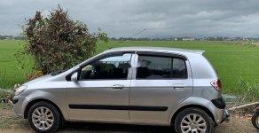 Bán Hyundai Getz 2008, màu bạc, giá chỉ 170 triệu giá 170 triệu tại Gia Lai