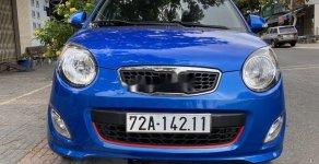 Cần bán Kia Morning đời 2010, màu xanh lam, giá tốt giá 225 triệu tại BR-Vũng Tàu