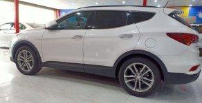 Bán Hyundai Santa Fe AT đời 2016, màu trắng giá 873 triệu tại Hà Nội