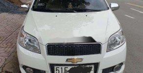 Cần bán xe Chevrolet Aveo năm sản xuất 2016, màu trắng giá 250 triệu tại Tp.HCM