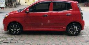 Cần bán lại xe Kia Morning 1.1MT sản xuất năm 2012, màu đỏ chính chủ, giá 175tr giá 175 triệu tại Hà Nội