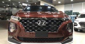 Hyundai Lê Văn Lương - Cần bán xe Hyundai Santa Fe 2.2L năm sản xuất 2020, màu đỏ giá 1 tỷ 145 tr tại Hà Nội