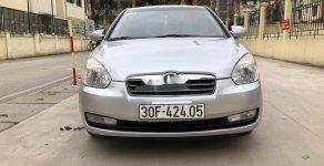 Bán ô tô Hyundai Verna năm 2009, màu bạc, nhập khẩu số tự động giá cạnh tranh giá 235 triệu tại Hà Nội