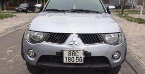 Cần bán Mitsubishi Triton sản xuất năm 2009, màu bạc, nhập khẩu Thái Lan  giá 290 triệu tại Vĩnh Phúc