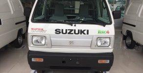 Bán xe chạy dịch vụ -  Suzuki Super Carry Van 2020, màu trắng giá 293 triệu tại Hà Nội