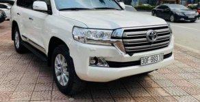 Cần bán gấp Toyota Land Cruiser VX 4.6 đời 2016, màu trắng, nhập khẩu nguyên chiếc giá 3 tỷ 350 tr tại Hà Nội