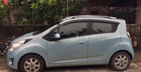 Bán Daewoo Matiz Groove đời 2009, màu xanh, xe nhập, giá tốt giá 250 triệu tại Nghệ An