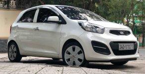 Bán Kia Morning 1.0AT sản xuất 2014, màu trắng, nhập khẩu Hàn Quốc  giá 255 triệu tại Hà Nội