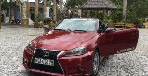 Bán xe Lexus IS 250C đời 2009, màu đỏ, nhập khẩu   giá 1 tỷ 100 tr tại Cà Mau