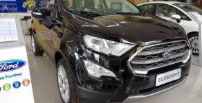 Bán Ford EcoSport Titanium 1.0L sản xuất năm 2020, màu đen, giá cạnh tranh giá 689 triệu tại Tp.HCM