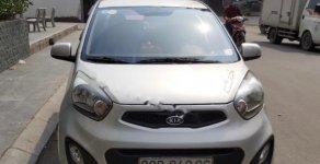 Bán Kia Morning năm sản xuất 2012, màu bạc, nhập khẩu nguyên chiếc giá 325 triệu tại Hà Nội