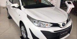 Bán ô tô Toyota Vios 1.5G CVT đời 2020, màu trắng, giá cạnh tranh giá 570 triệu tại Hà Nội
