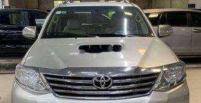 Cần bán Toyota Fortuner năm sản xuất 2015, màu bạc, 769 triệu giá 769 triệu tại An Giang