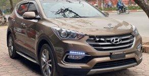 Cần bán Hyundai Santa Fe 2.4L 4WD đời 2018, màu nâu, giá 999 triệu giá 999 triệu tại Hà Nội