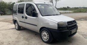 Cần bán gấp Fiat Doblo đời 2003, màu bạc giá 65 triệu tại Hà Nội