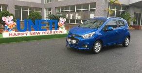 Cần bán Chevrolet Spark đời 2018, màu xanh lam số sàn, 279 triệu giá 279 triệu tại Hà Nội