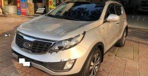 Cần bán lại xe Kia Sportage 2.0 sản xuất năm 2010, màu bạc, nhập khẩu, giá chỉ 520 triệu giá 520 triệu tại Hà Nội