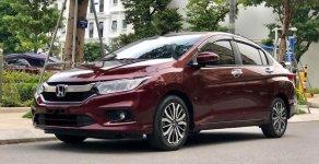 Cần bán lại xe Honda City đời 2018, màu đỏ giá 575 triệu tại Hà Nội