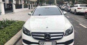 Cần bán lại xe Mercedes E class 2018, màu trắng chính chủ giá 2 tỷ 50 tr tại Hà Nội