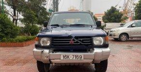 Cần bán Mitsubishi Pajero năm sản xuất 1999, màu xanh lam, nhập khẩu nguyên chiếc, 125 triệu giá 125 triệu tại Hà Nội