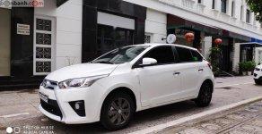Bán Toyota Yaris năm 2017, màu trắng, nhập khẩu như mới, giá tốt giá 568 triệu tại Hải Phòng