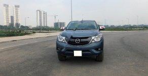 Bán Mazda BT 50 năm 2016, màu xanh lam, nhập khẩu số tự động giá cạnh tranh giá 525 triệu tại Hà Nội
