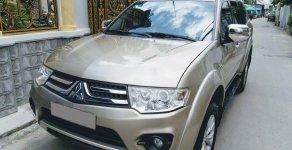 Bán Mitsubishi Pajero năm sản xuất 2015, màu vàng, 596tr giá 596 triệu tại Tp.HCM