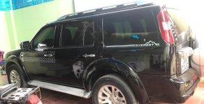Cần bán xe Ford Everest 2.5L 4x2 MT năm sản xuất 2013, màu đen giá cạnh tranh giá 545 triệu tại Hà Nội