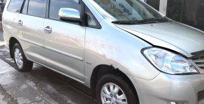 Bán xe Toyota Innova năm 2009, màu bạc giá 355 triệu tại Tp.HCM