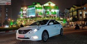 Bán Hyundai Sonata 2.0 AT 2013, màu trắng, nhập khẩu  giá 589 triệu tại Hà Nội