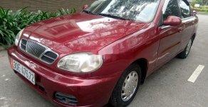 Cần bán xe Daewoo Lanos năm sản xuất 2005, màu đỏ  giá 77 triệu tại Hà Nội
