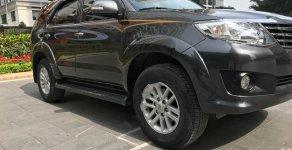 Cần bán lại xe Toyota Fortuner năm sản xuất 2012, màu xám, giá chỉ 635 triệu giá 635 triệu tại Hà Nội