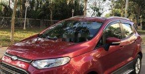 Bán Ford EcoSport AT sản xuất 2016, màu đỏ giá cạnh tranh giá 480 triệu tại Tp.HCM