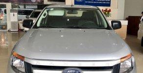 Cần bán xe Ford Ranger năm sản xuất 2014, màu bạc, nhập khẩu nguyên chiếc, giá tốt giá 455 triệu tại Tp.HCM