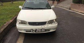 Bán xe Toyota Corolla GLi 1.6 MT năm 1998, xe cũ màu trắng giá 145 triệu tại Hà Nội