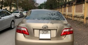 Bán Toyota Camry LE năm 2008, màu vàng, nhập khẩu nguyên chiếc giá cạnh tranh giá 460 triệu tại Hà Nội