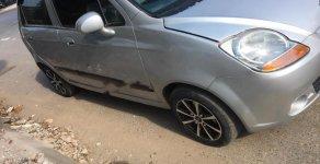 Bán xe Chevrolet Spark LT 0.8 MT 2009, màu bạc, số sàn, 78tr giá 78 triệu tại Hà Nội