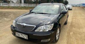 Bán Toyota Camry 2002, màu đen như mới, giá chỉ 242 triệu giá 242 triệu tại Hà Nội
