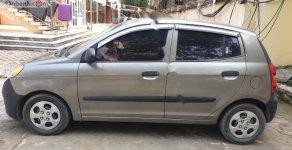 Bán xe Kia Morning sản xuất 2010, màu xám, nhập khẩu giá 185 triệu tại Hà Nội