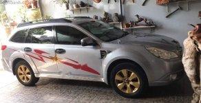 Bán Subaru Outback 2011, màu bạc, nhập khẩu nguyên chiếc  giá 820 triệu tại Tp.HCM