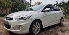 Cần bán lại xe Hyundai Accent Blue sản xuất năm 2015, màu trắng, nhập khẩu  giá 455 triệu tại Hà Nội