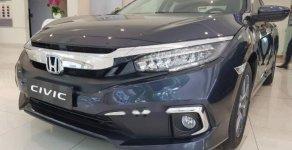 Bán xe Honda Civic 1.8G năm sản xuất 2020, màu xanh lam, nhập khẩu giá 729 triệu tại Tp.HCM