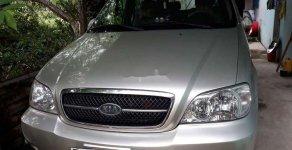 Bán xe Kia Carnival MT năm 2007, màu bạc giá cạnh tranh giá 210 triệu tại Tp.HCM