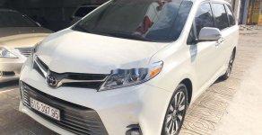 Cần bán Toyota Sienna 3.5 Limited đời 2016, màu trắng, nhập khẩu nguyên chiếc giá 2 tỷ 980 tr tại Tp.HCM