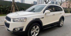 Cần bán xe Chevrolet Captiva AT 2013, màu trắng giá cạnh tranh giá 485 triệu tại Hà Nội