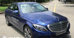 Bán Mercedes C250 Exclusive năm 2017, màu xanh lam như mới giá 1 tỷ 439 tr tại Tp.HCM