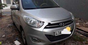 Bán Hyundai Grand i10 đời 2013, màu bạc, xe nhập giá 192 triệu tại Đà Nẵng