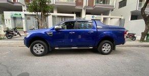 Cần bán gấp Ford Ranger đời 2014, màu xanh lam chính chủ, giá tốt giá 410 triệu tại Tp.HCM