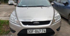 Cần bán xe Ford Focus 1.8 AT đời 2010, màu vàng chính chủ giá 299 triệu tại Hà Nội